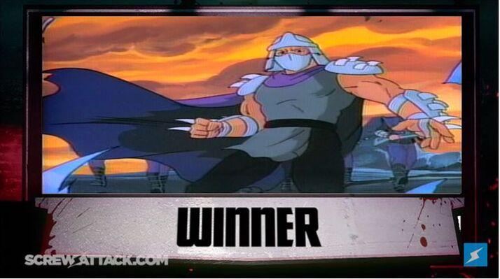 Winner Shredder