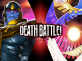 Thanos vs Galeem