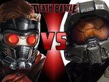 Star-Lord vs Master Chief