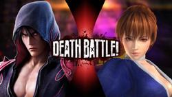 Jin Kazama vs