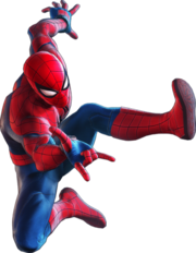 MUA3 Spider-Man