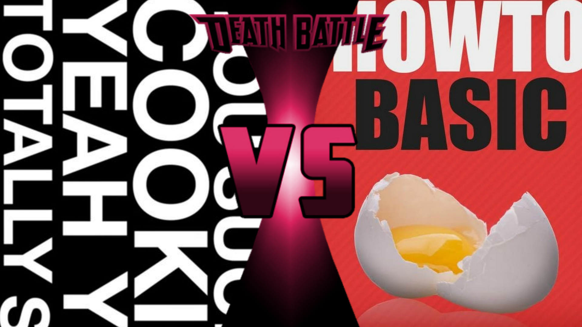 HowToBasic vs You Suck At Cooking   Death Battle Fanon ...