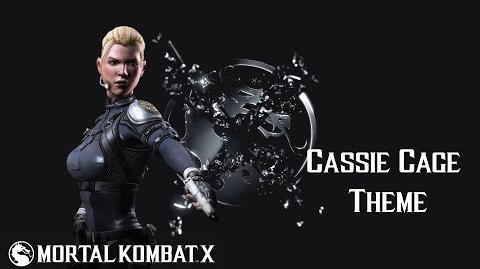 Bayonetta vs Cassie Cage