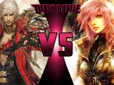 Dante Vs Lightning