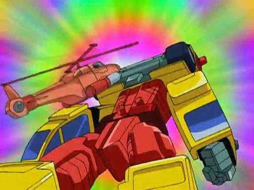Transformers Armada - 27 - Detection