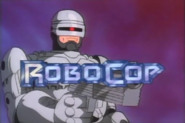 RoboCop - Robocop as he appears on the cartoon