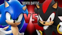 Sonic VS Shadow Fanmade