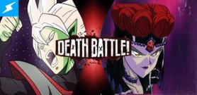 Sailor Chaos vs Fusion Zamasu | Death Battle Fanon Wiki