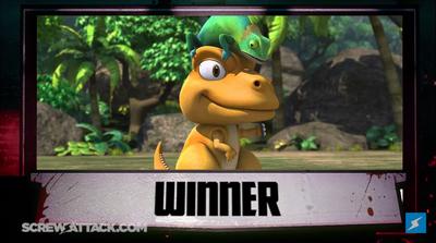 GON! WINNER!