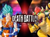 Goku vs. Bowser