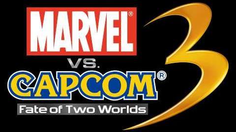 Galactus's Theme - Marvel vs