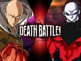 Saitama vs Jiren