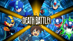 Mega Man Battle Royale