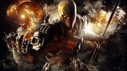 Batman Arkham Origins - Deathstroke Wallpaper