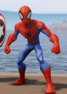 Spider-Man in Disney Infinity 2