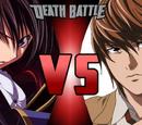 Lelouch vi Britannia vs. Light Yagami