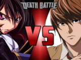 Lelouch vi Britannia vs. Light Yagami