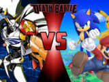 Team Digimon (including Appmon) vs Team Mario, Team Pokemon and Team Sonic