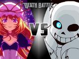 Yukari Yakumo vs Sans