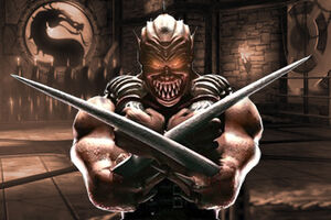 Baraka Mortal Kombat Armageddon