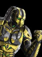 Mortal Kombat - Cyrax as seen in Mortal Kombat 2011