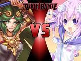 Palutena vs Neptune