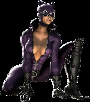 Catwoman MKvsDCU