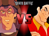 Frollo VS Gaston