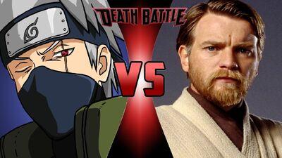 What-if Death Battle Kakashi Hatake vs. Obi-Wan Kenobi