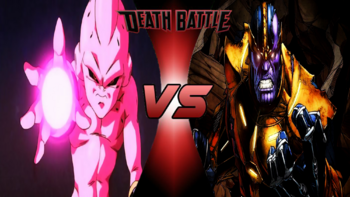 Kid Buu vs Thanos | Death Battle Fanon Wiki | FANDOM ...