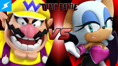 Wario vs Rouge TN