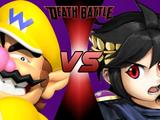 Wario vs Dark Pit