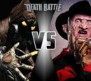 Freddy Krueger VS Scarecrow