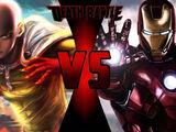 Saitama vs. Iron Man