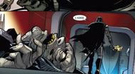 Vader defeating Sidious