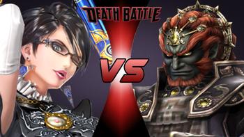 Bayonetta VS Ganondorf