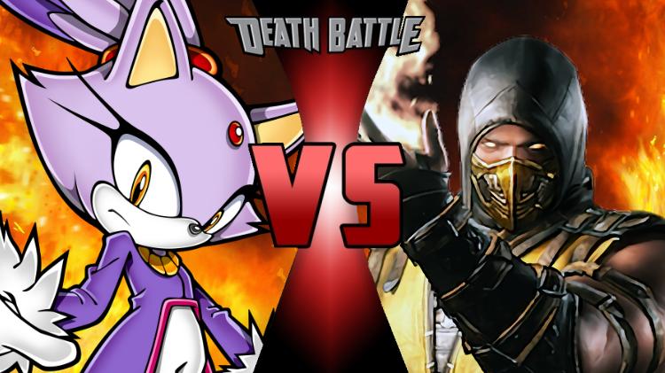 Blaze the Cat vs Scorpion | Death Battle Fanon Wiki | FANDOM
