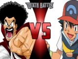 Ash Ketchum VS Hercule Satan