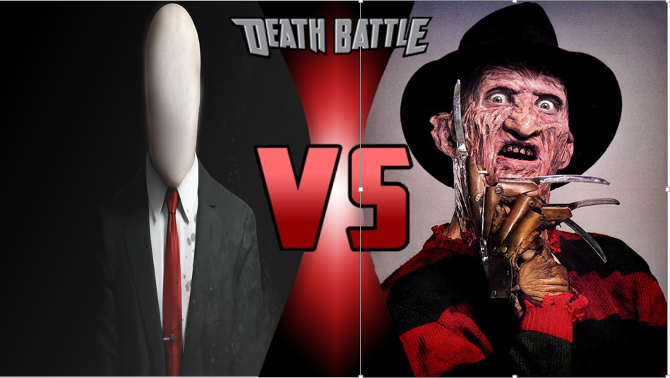 Slenderman vs Freddy Krueger   Death Battle Fanon Wiki ...
