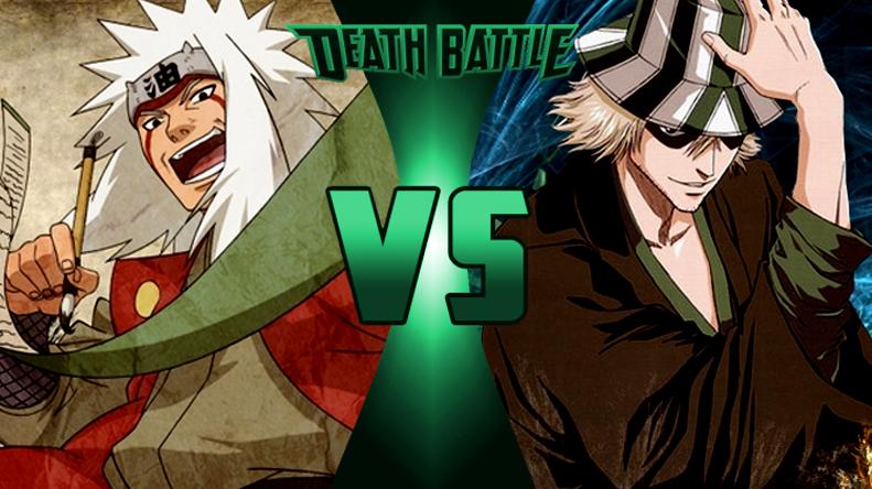 jiraiya vs urahara death battle fanon wiki fandom powered by wikia