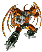 Unicron in TF Ultimate Guide