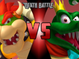 Bowser vs. King K. Rool