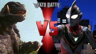 Gamera v Ultraman