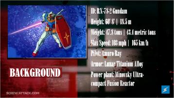 Gundam Analysis 2
