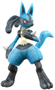 Lucario Pokkén Tournament