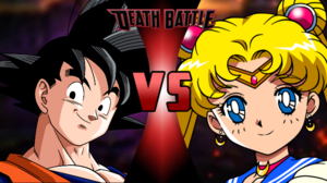 Death Battle - Goku VS Usagi