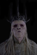 The Lord of The Rings - The Witch-king of Angmar true undead appearance in the first Lord of The Rings film