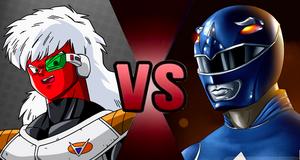 Jeice vs Blue Ranger