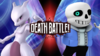 Mewtwo VS Sans Redux