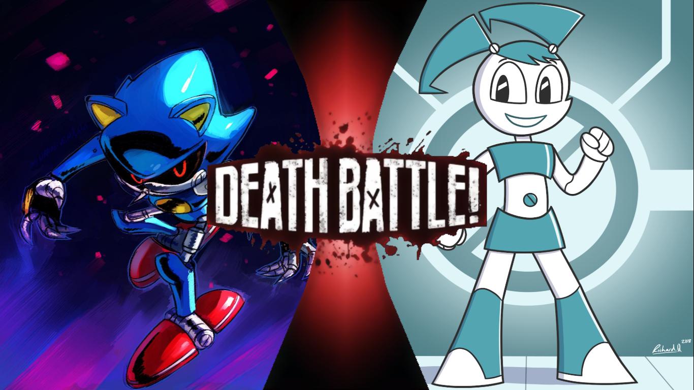Metal Sonic Vs Jenny Wakeman Xj 9 Death Battle Fanon Wiki Fandom